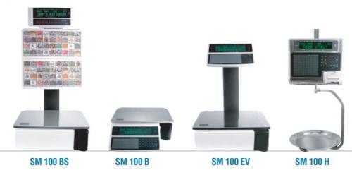Digi SM-100 Barkodlu Sistem Terazisi