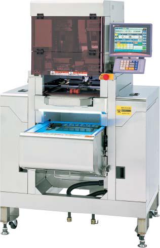 ISHIDA WM-4000 Otomatik tartım streçleme makinası